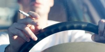 Get Cigarette Smell Out of Your Car image