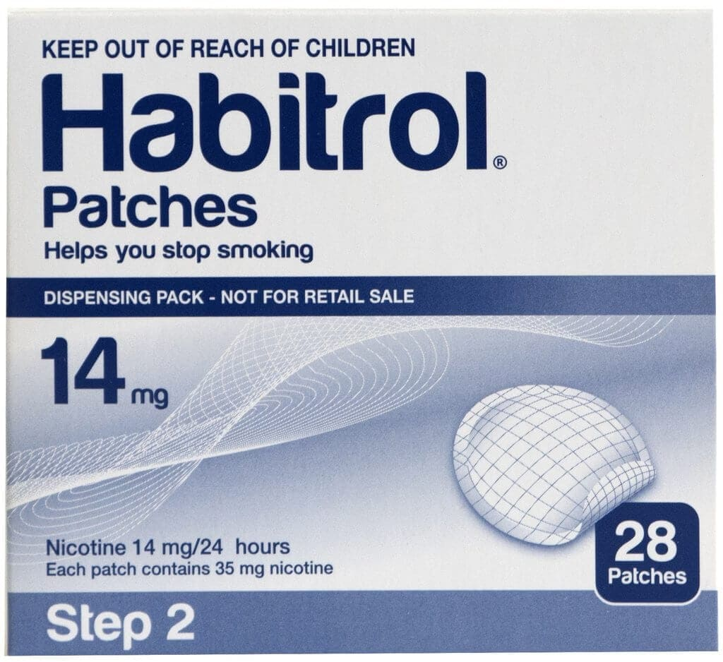 Habitrol nicotine patch