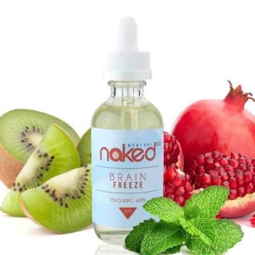 Naked 100 vape juice product image