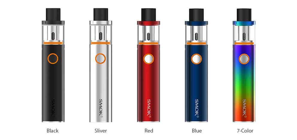 Smok Vape Pen 22 colors image