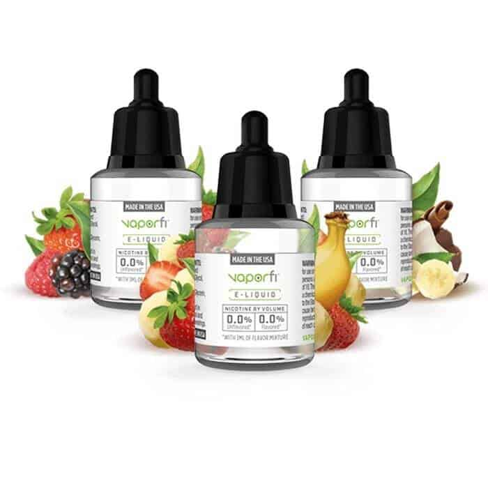 Vaporfi vape juice product image