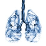 blue lungs