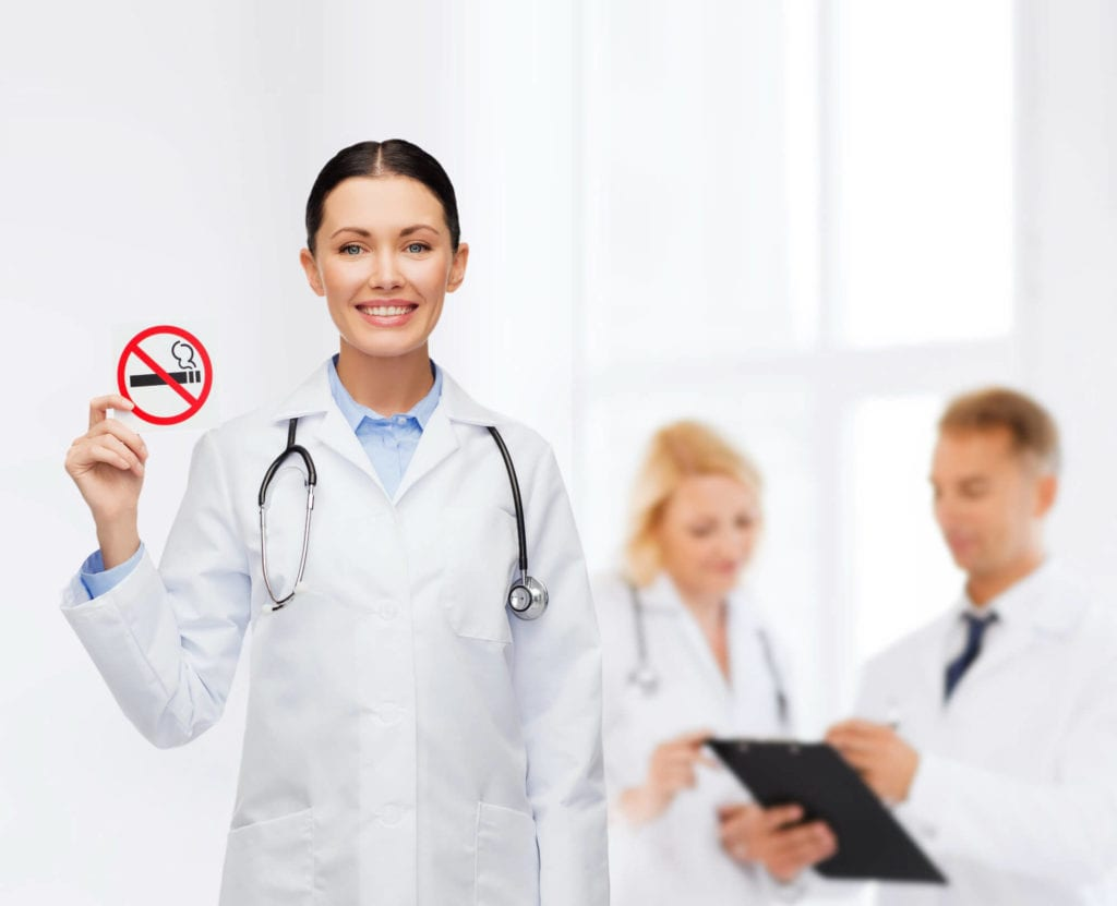doctors against smoking