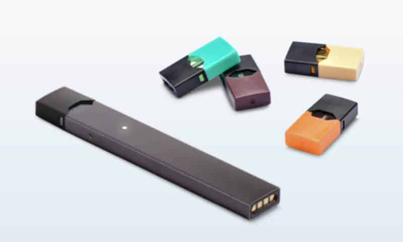 juul with 4 pods