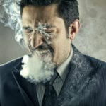 smokers cough guy