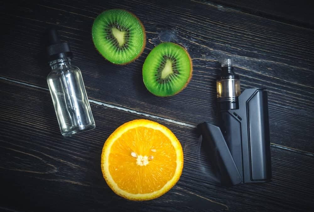 vape juice flavor qiwi and orange