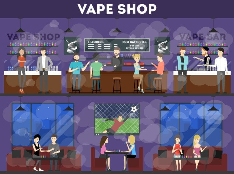Vape Shop Near Me Locator - Find the Closest Vape Store in Two Clicks