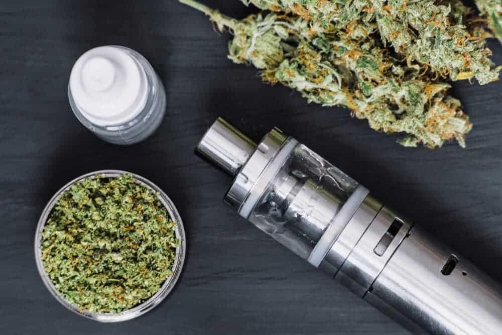 weed and vape image