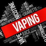 what is vaping image