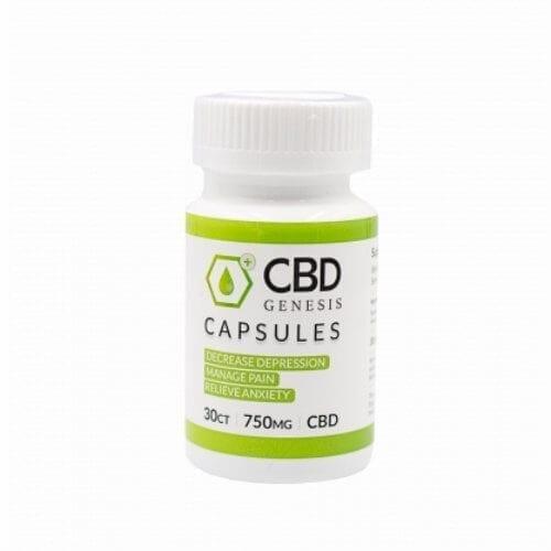 CBD Genesis Capsules image