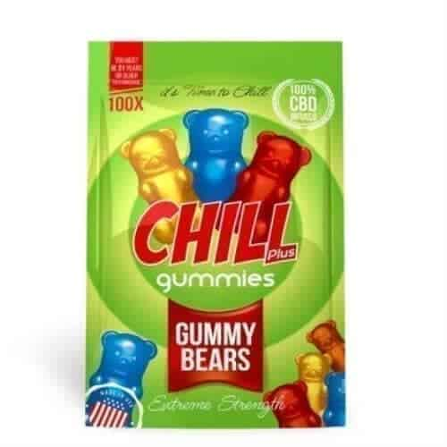Chill Gummies image