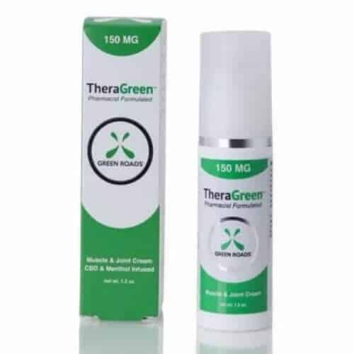 Green Roads Pain Cream image