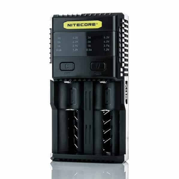 NITECORE SC2 SUPERB 3A Battery Charger