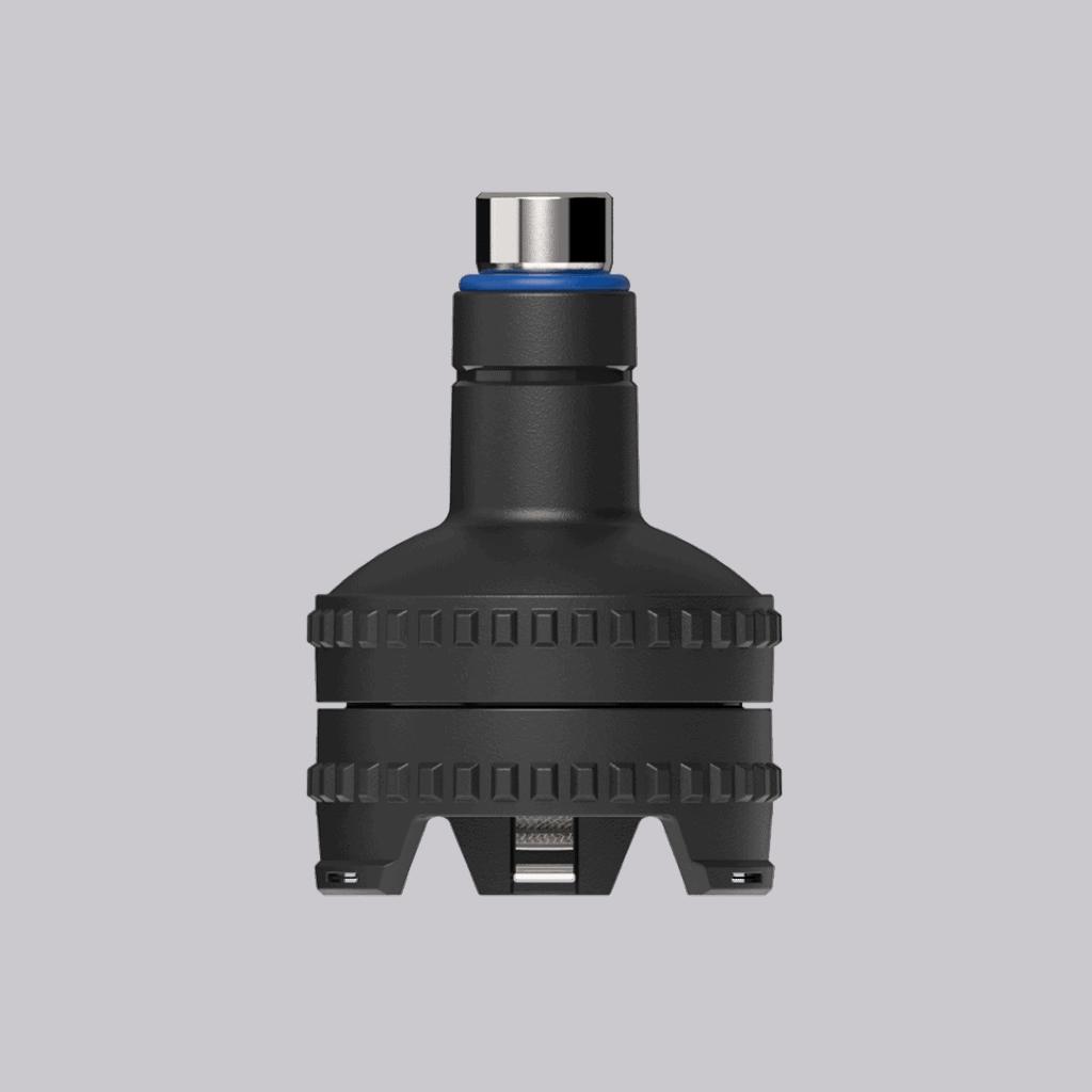 Volcano Digit Vaporizer easy valve