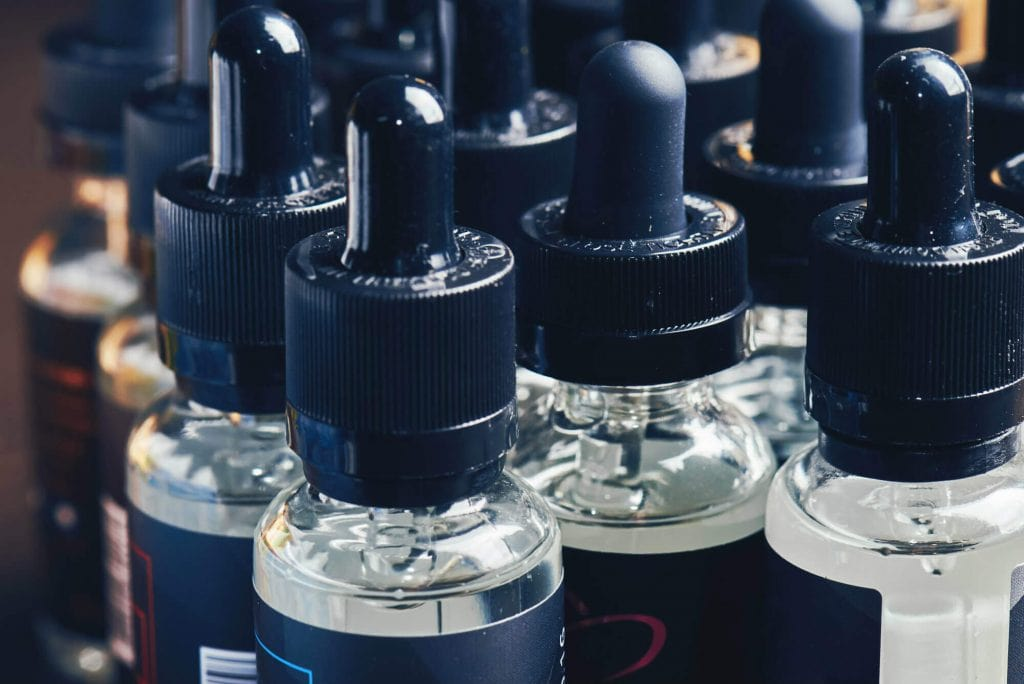 e-juice bottles image