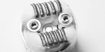 vape cotton in coils image