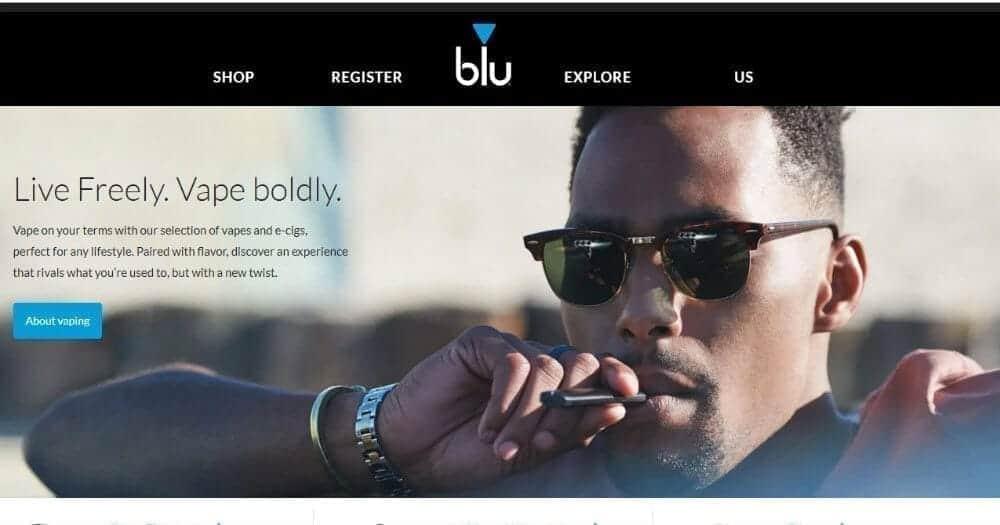 BLU online shop image