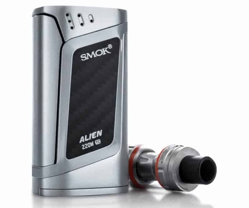 SMOK Alien 220W with tank image