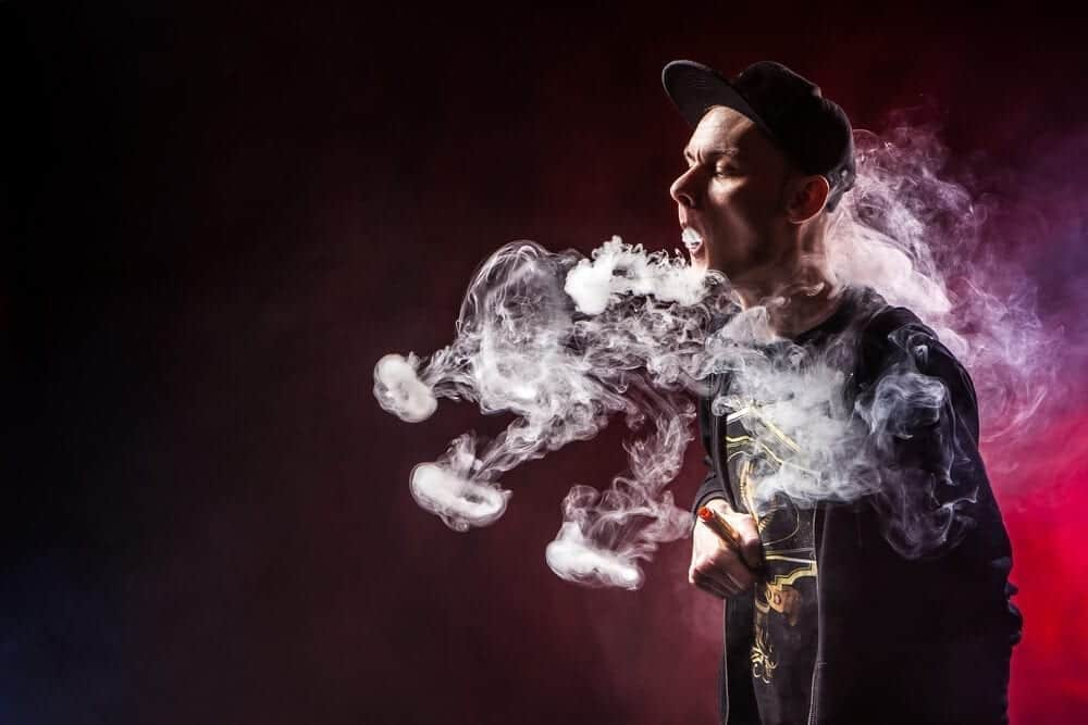 cloud chasing vape tricks image