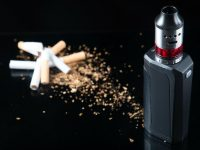 quitting smoking with vaping image