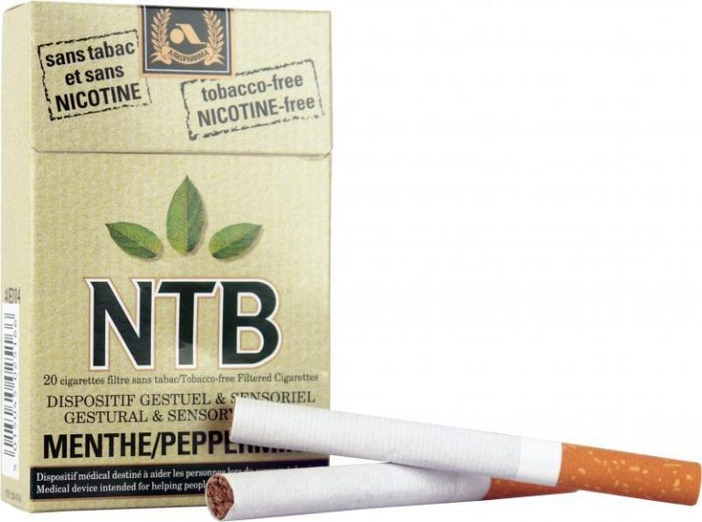nicotine free cigarettes