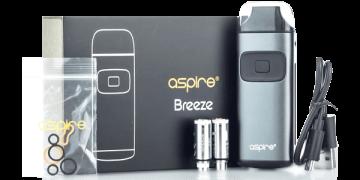 Aspire Breeze box image
