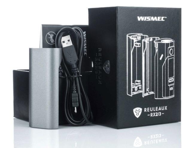 Wismec Reuleaux RX2 3 kit image