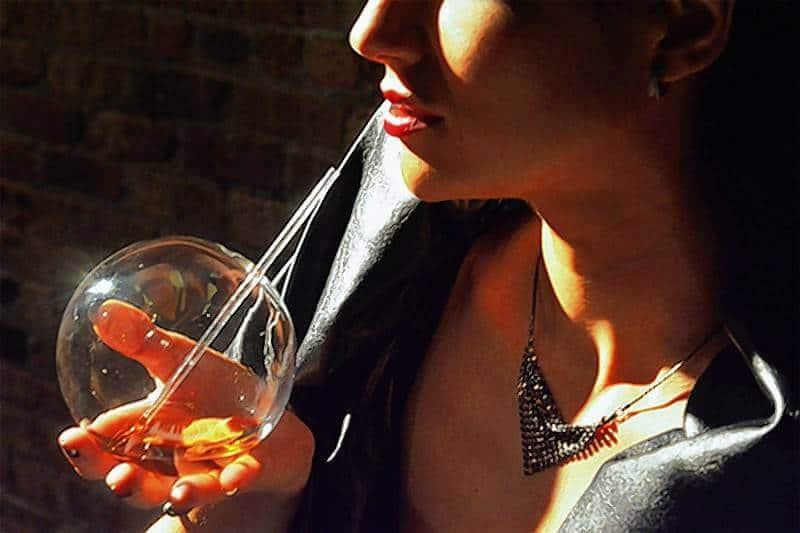 vaping alcohol technique image