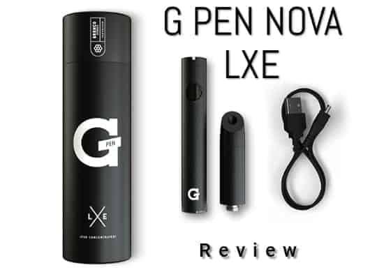 G Pen Nova LXE featured image