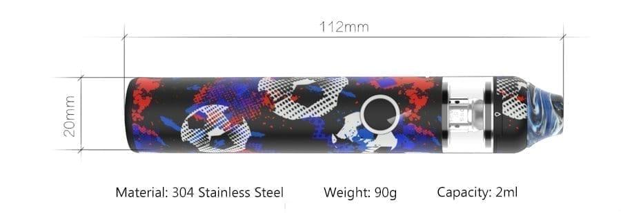 OBS KFB2 AIO Starter Kit size