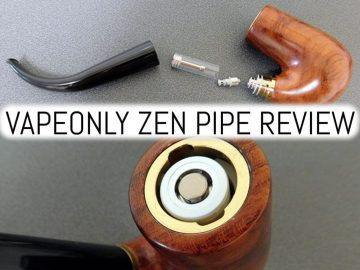 Vapeonly Zen Pipe Review featured image