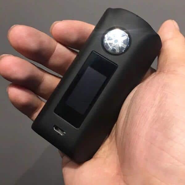 Asmodus Minikin V2 size