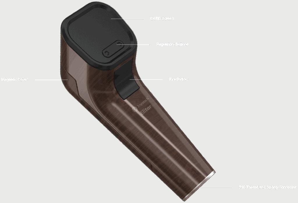 Joyetech Elitar Pipe configuration