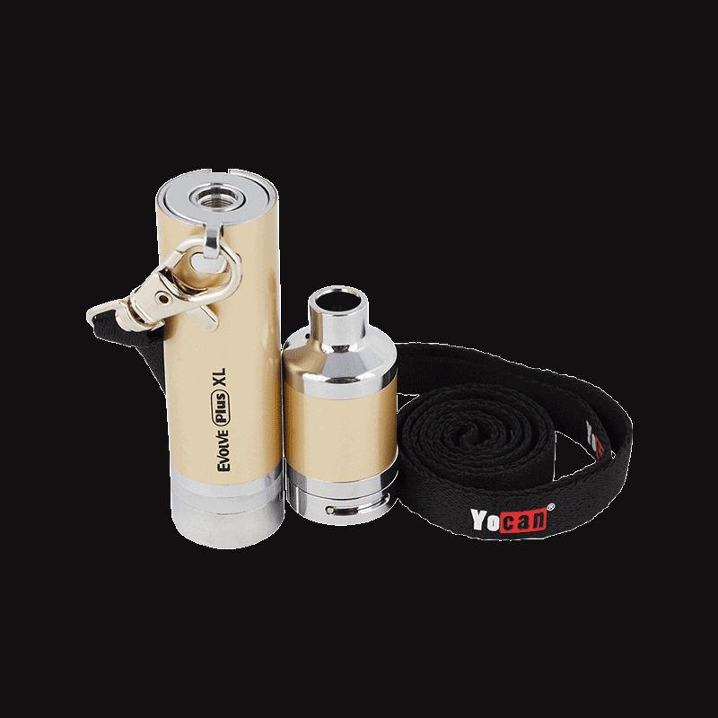 Yocan Evolve Plus XL Vaporizer apart
