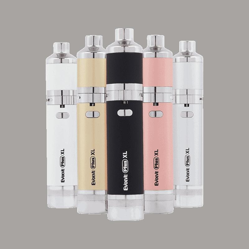 Yocan Evolve Plus XL Vaporizer colors