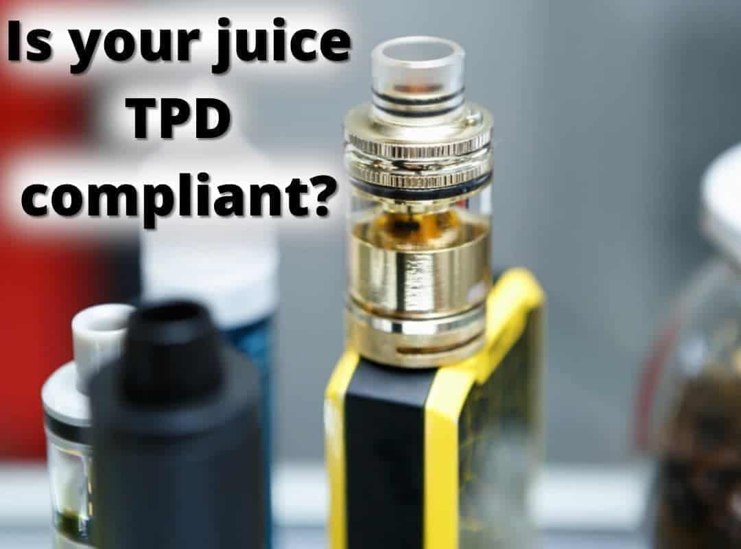 Guide To TDP Compliant Vape Products featured image