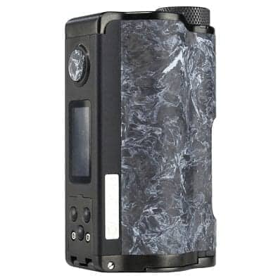 DOVPO X TVC X YIHI Topside Dual Carbon 200W Squonk Mod for $129.12