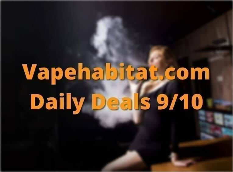 Vapehabitat.com Daily Deals 910 featured image