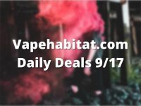 Vapehabitat.com Daily Deals 917 featured image