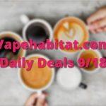 Vapehabitat.com Daily Deals 918 featured image