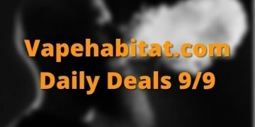 Vapehabitat.com Daily Deals 99 featured image