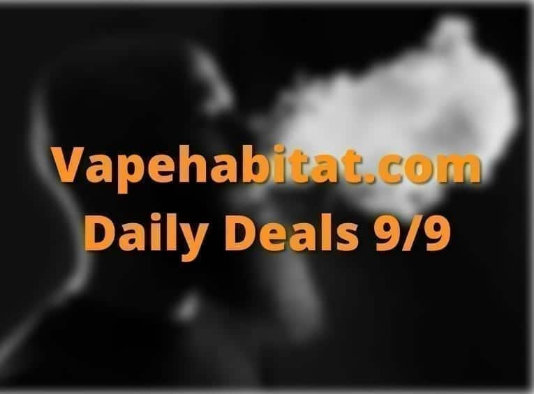 Vapehabitat.com Daily Deals 99 featured image