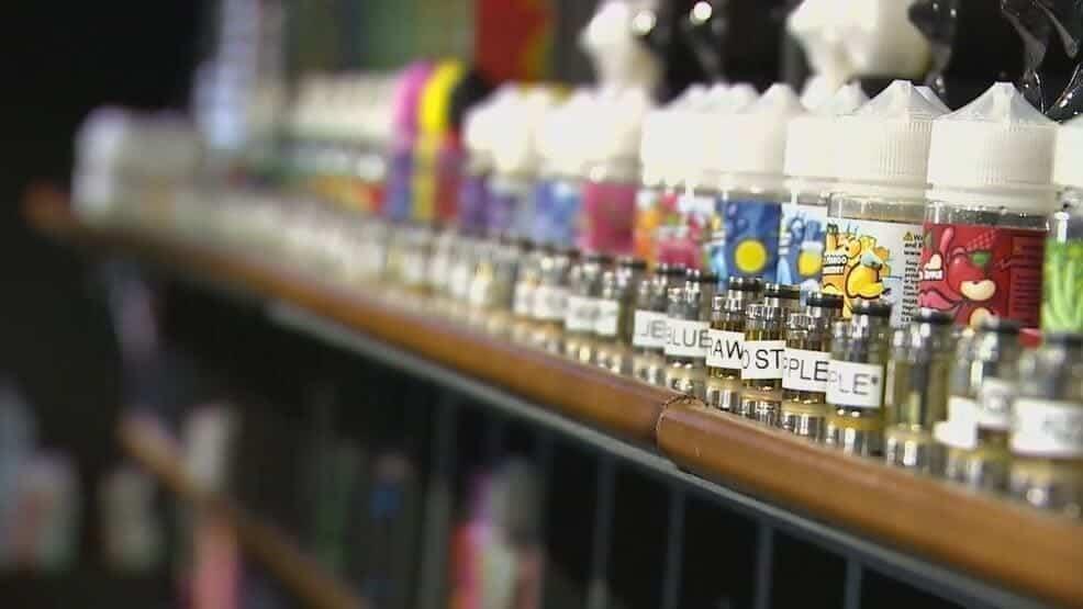 Vape Ban on e-liquids