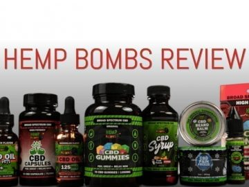 Hemp bombs review featured image