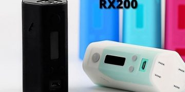 Wismec Reuleaux RX200 featured image