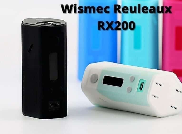 Wismec Reuleaux RX200 featured image