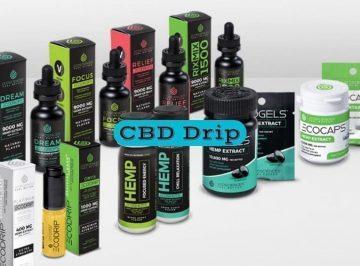 what is cbd drip