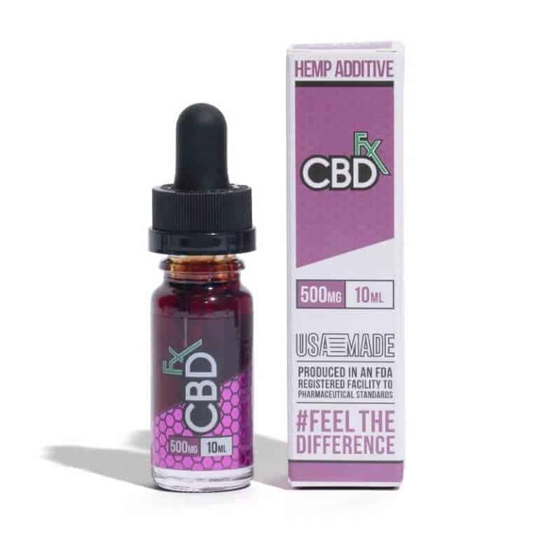 CBDfx Vape Additive image