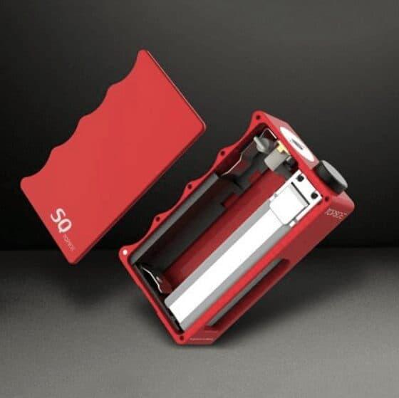 DOVPO Topside SQ Squonk Box Mod image