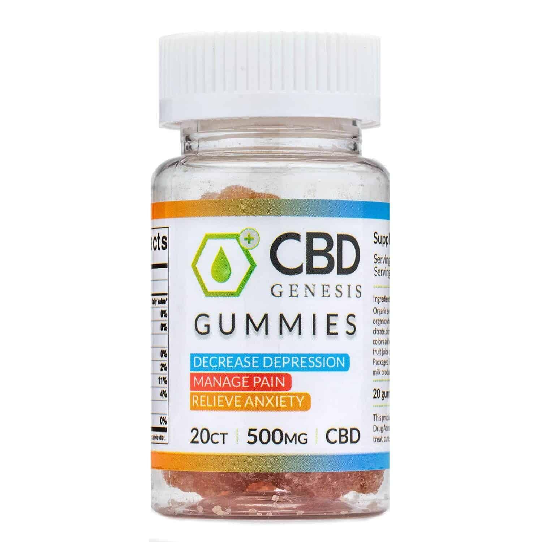 Genesis CBD Gummies image